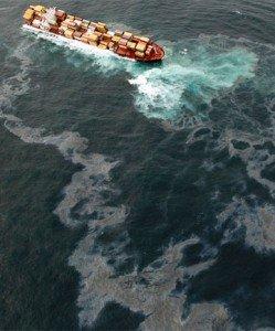rena oil spill