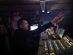 TVNZ - control rm 2