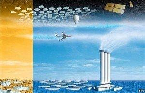 geoengineering montage