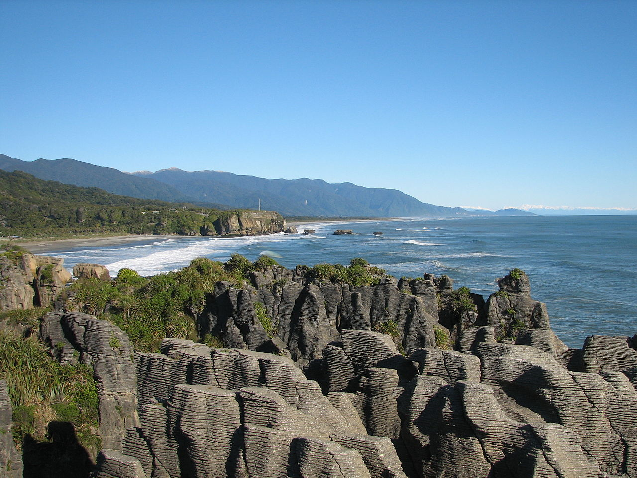 Punakaiki is one of the West Coast areas covered by the new MPAs
