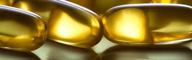 Fishy Supplements. Credit - Flickr jcoterhals