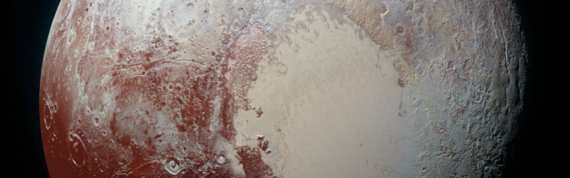 Pluto - Public Domain (via NASA)