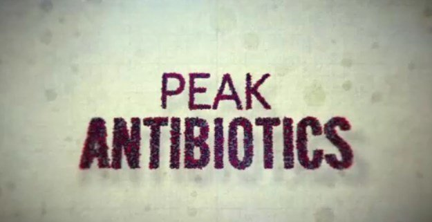 Peak antibiotics