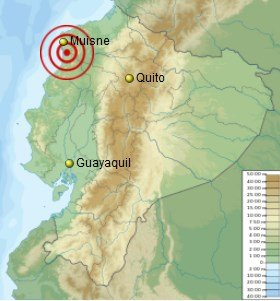 Quake Ecuador