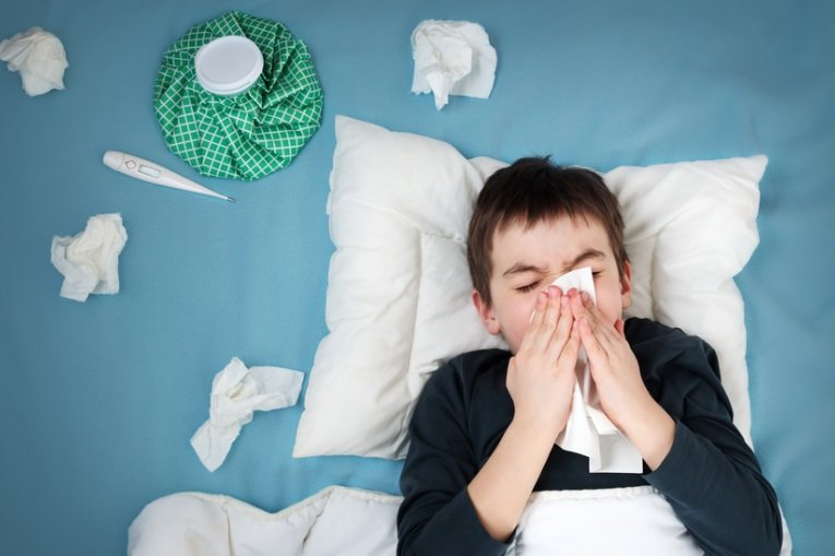 "Flu project reveals ""large invisible iceberg"" of disease"
