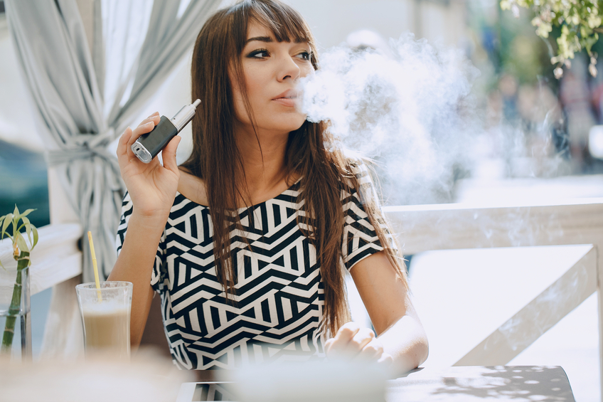 Govt bans vaping in public spaces – In The News