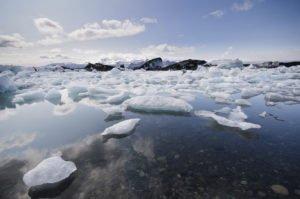 Jokulsarlon Lagoon Iceberg Iceland
