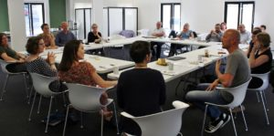 Journalists give feedback on researchers' story pitches