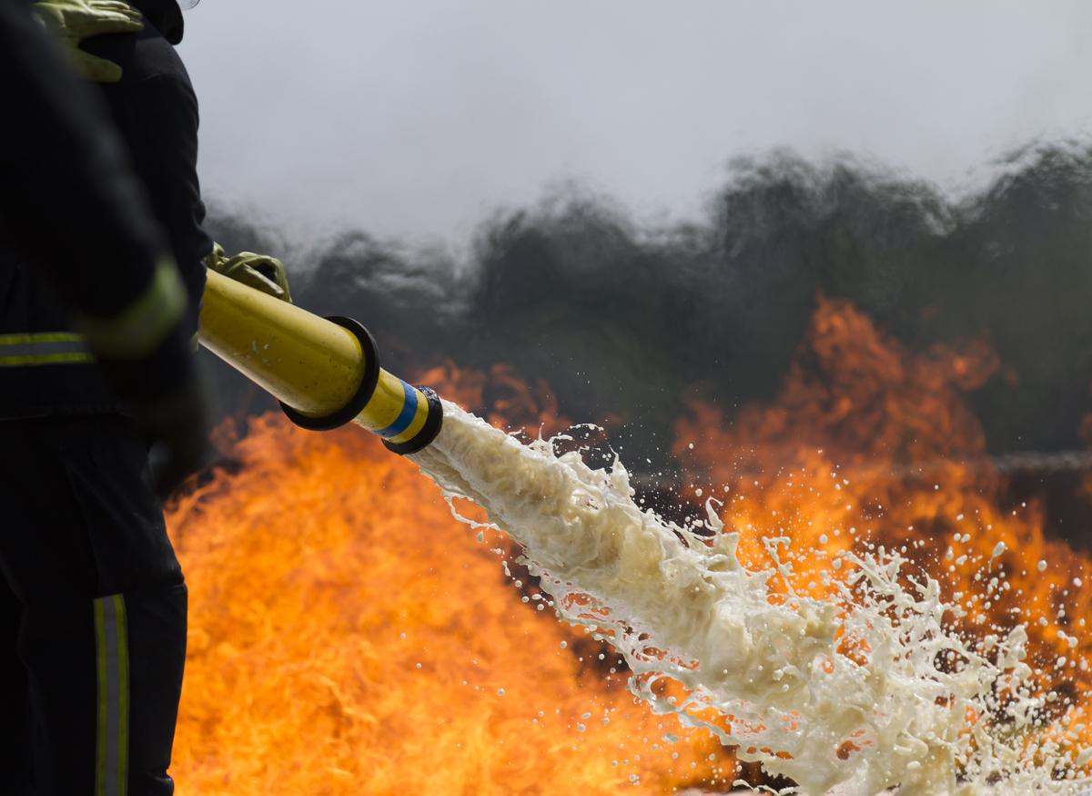 Fire-fighting foams – Expert Q&A