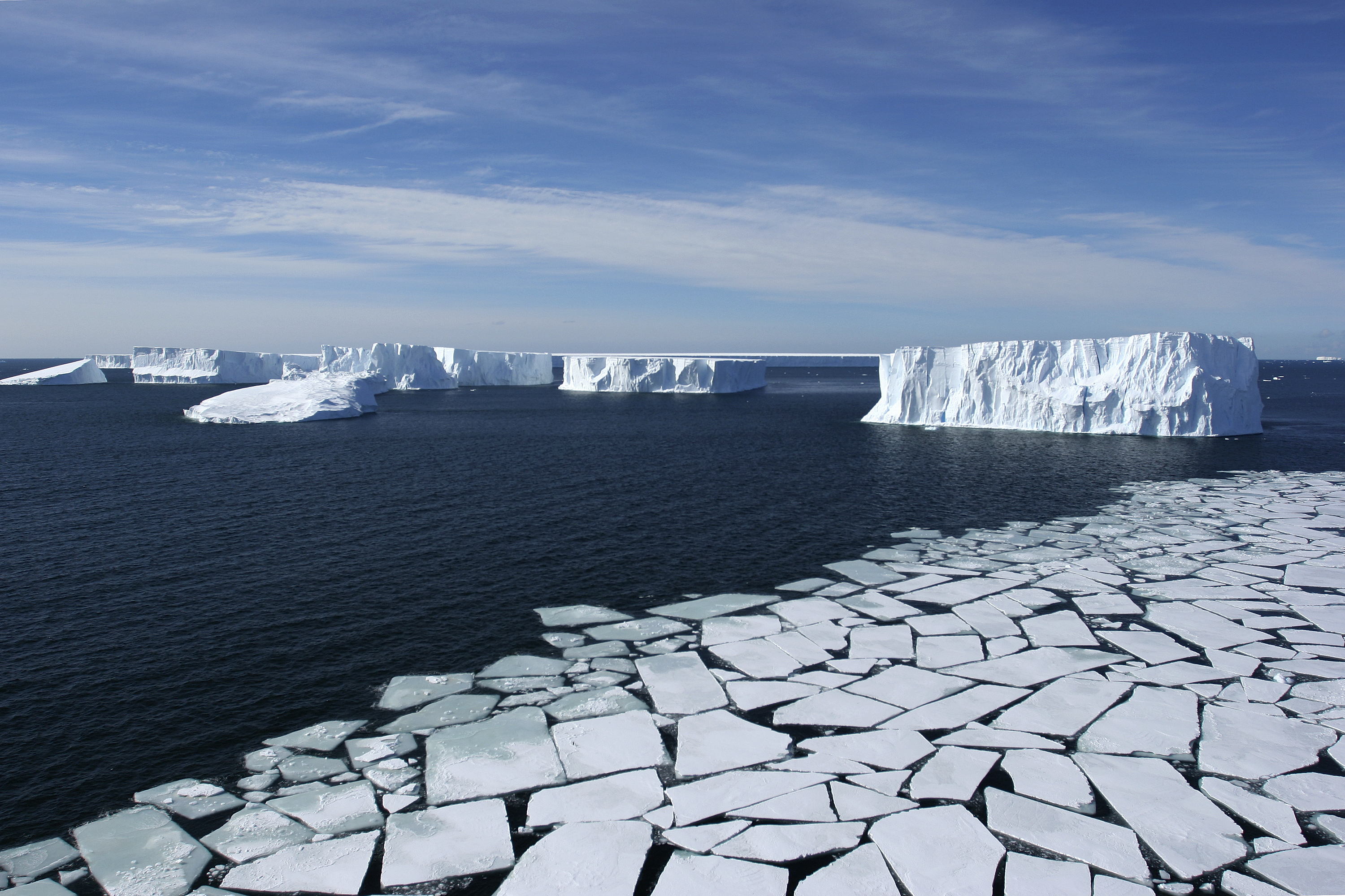 Antarctic ice loss – Expert Reaction