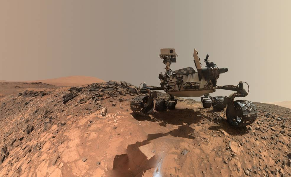 Building blocks for life found on Mars – In the News