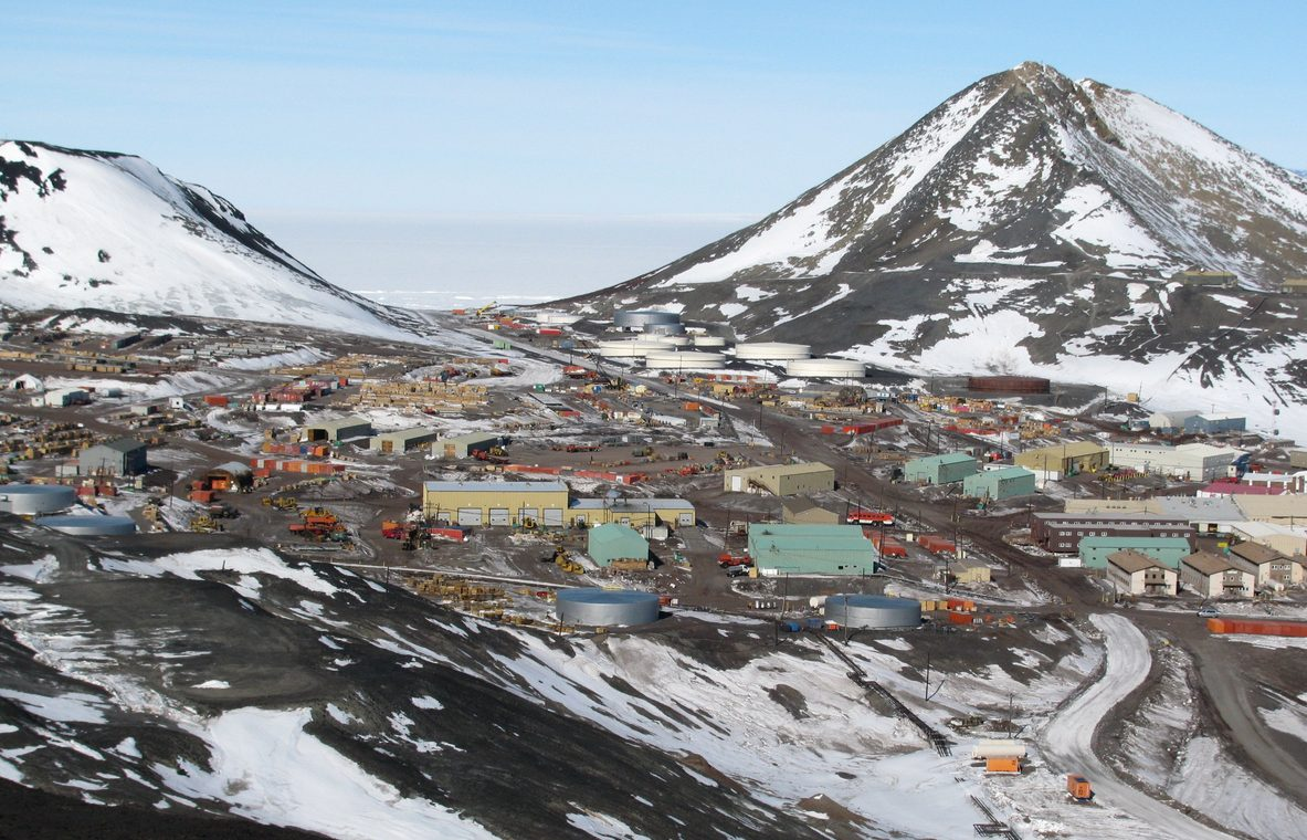 Time to share Antarctic stations and reform the treaty – Paul Broady