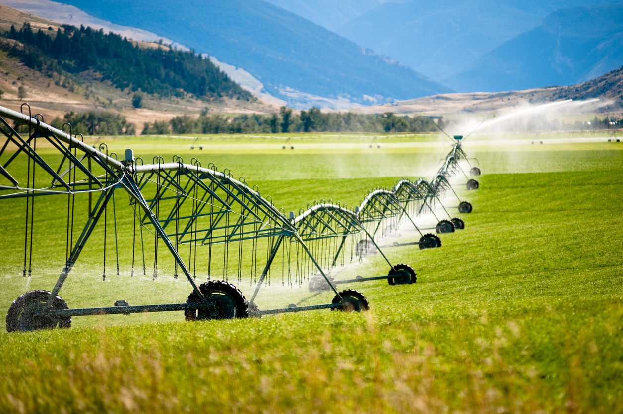Irrigation efficiency not so efficient – Expert Reaction