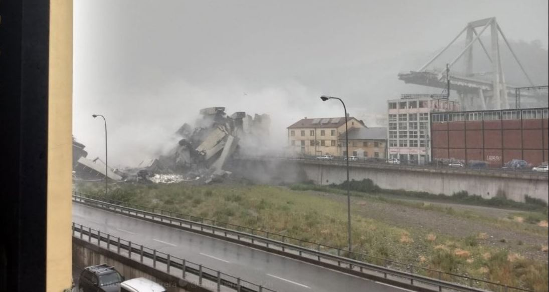 Bridge collapse in Italy – Expert Reaction
