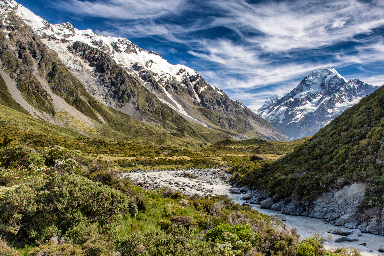 Alpine Fault featured in special issue – In the News