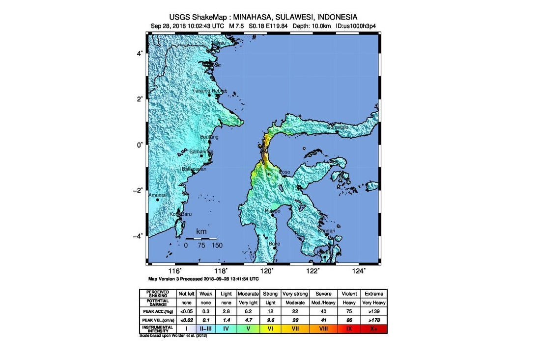 Sulawesi quake and tsunami – Expert Reaction