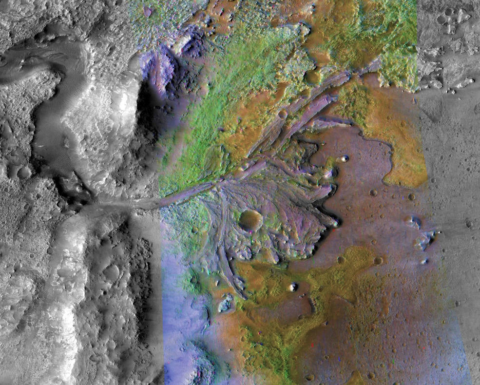 Mars 2020 landing site – Expert Reaction