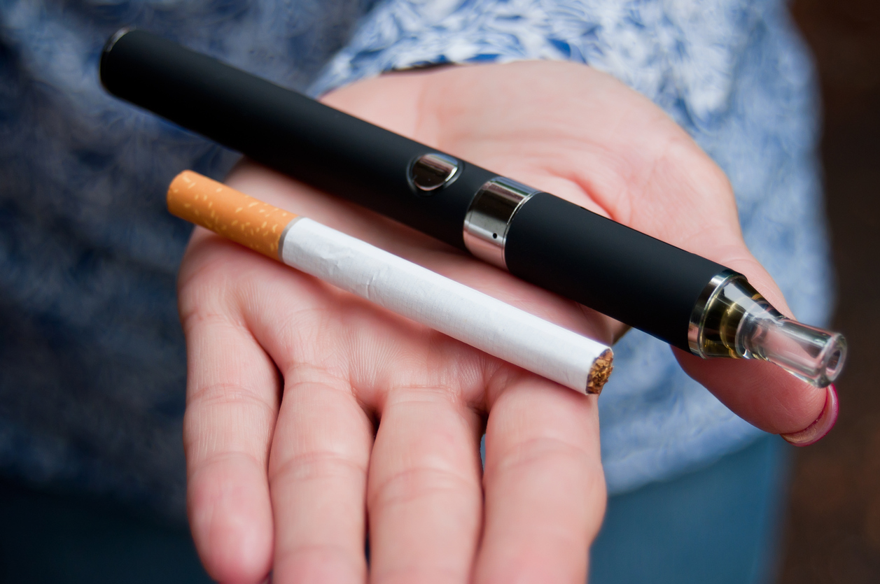 Reports of vaping-related death – In the News