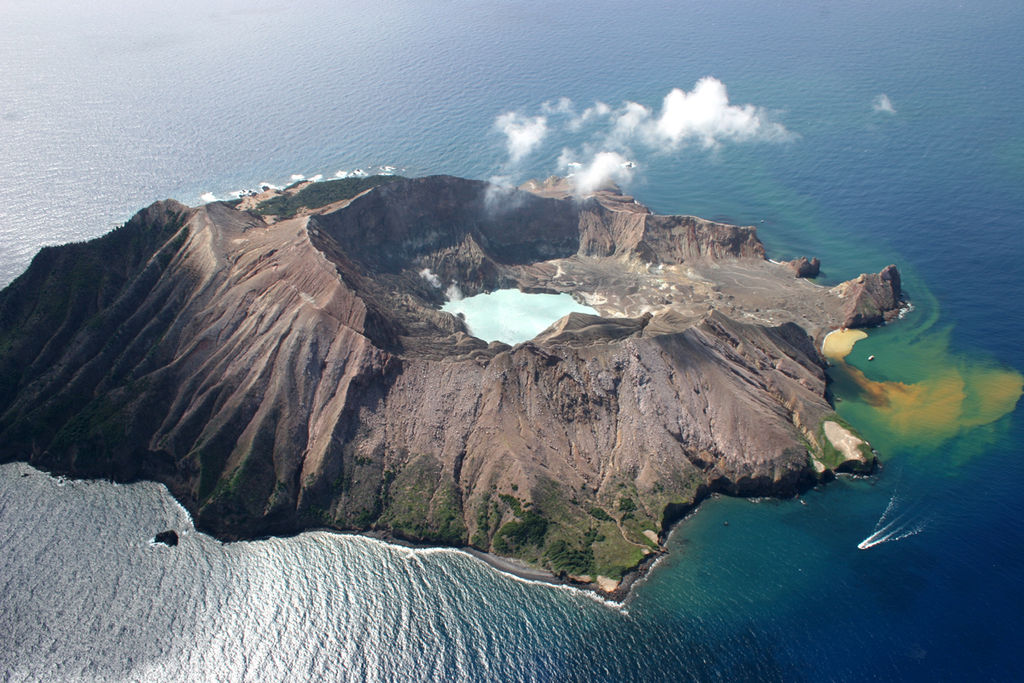 White Island eruption – Expert Reaction