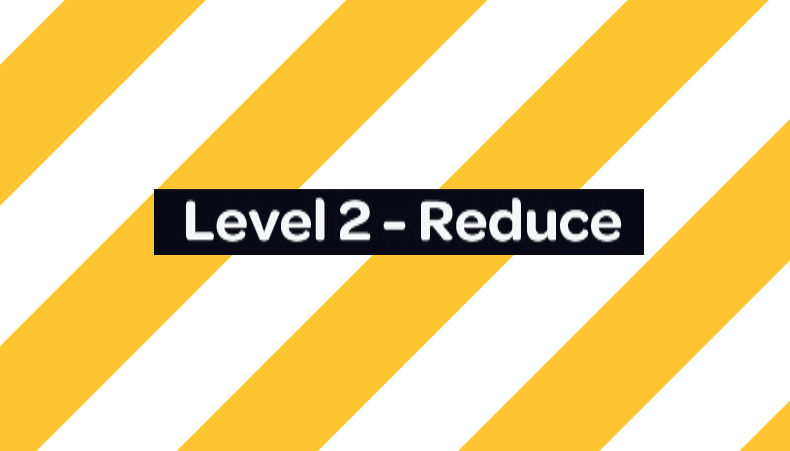 The move to Level 2 – Expert Reaction