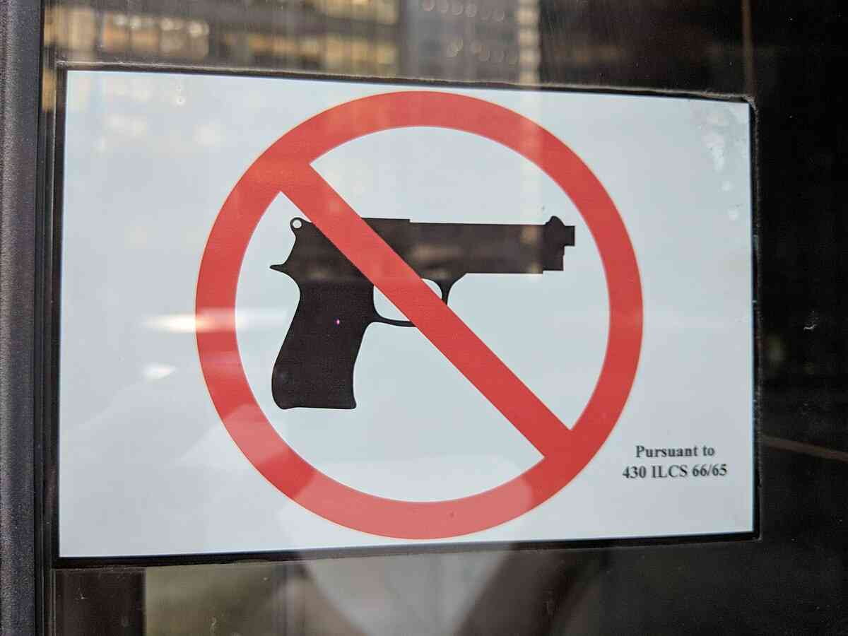 Gun ban for 'high-risk people' – Expert Reaction