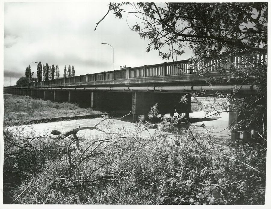 Floods cause Ashburton Bridge to slump – Expert Q&A