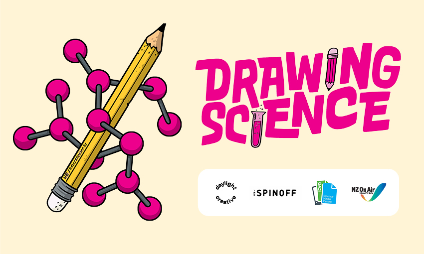 Scientists and illustrators unite for Drawing Science
